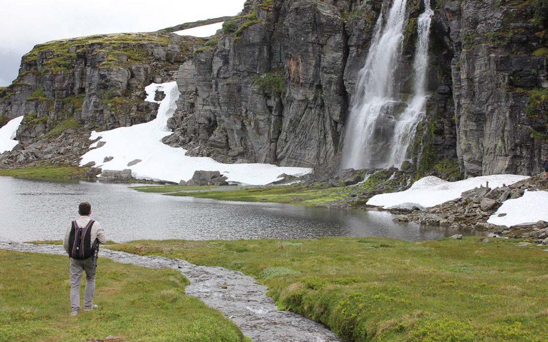 jeudi 27 juillet – Bergen et bivouac au bord d'un lac d'altitude